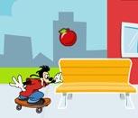 Микки Маус: Трюки на скейте