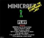 Игра МиниКрафт