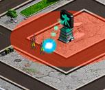 Могучие Рейнджеры Самураи защищают город