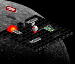 Игра морской бой в космосе