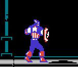 Игра Мстители про Капитана Америку