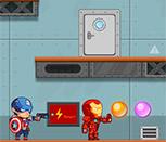Мстители против роботов