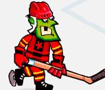 Игра мультяшный хоккей
