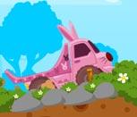 Игра на грузовиках по грязи