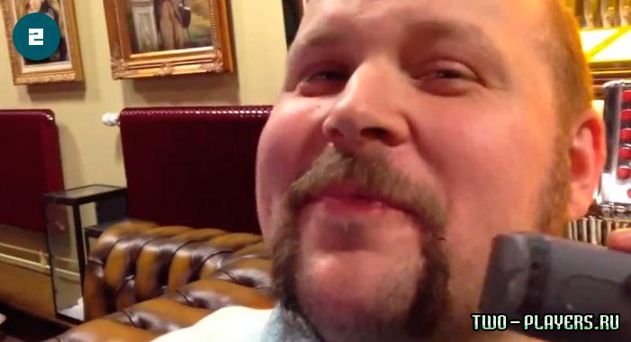 Нотчу сбривают бороду (часть 2)