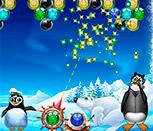 Игра новогодние шарики
