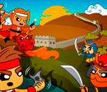 Игра оборона башни Ниндзя