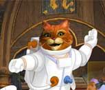 Игра одеваем Кота в Сапогах