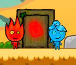 Огонь и вода в пустыне