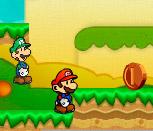 Игра с Марио типа Огонь и Воды