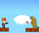 Игра охота на медведя с ружьем