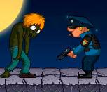 Игра охотники на зомби