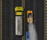 Игра опасная гонка дальнобойщика