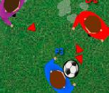 Опасный футбол