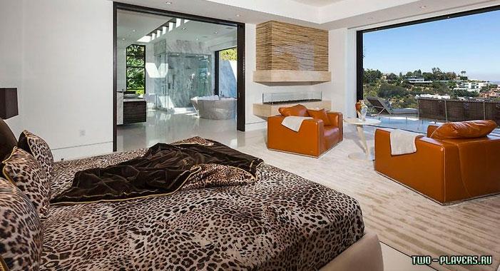 Спальня в особняке