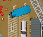 Игра парковка дальнобойщика