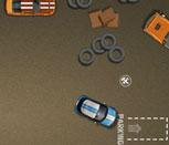 Игра парковка машин в гараже
