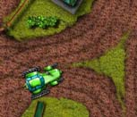 Игра парковка трактора