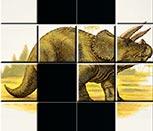 Игра пазлы динозавры