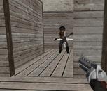 Игра перестрелка на Диком Западе