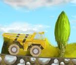 Игра грузовики: Перевозка грузов