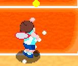 Пиксельный теннис