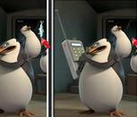 Игра пингвины из Мадагаскара: 6 отличий