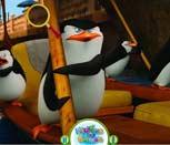 Игра пингвины из Мадагаскара: Поиск чисел