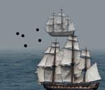Игра Пираты Карибского моря 2: Бой пиратов