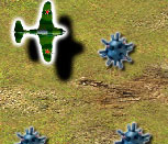Игра план воздушного боя