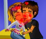 Игра про Поцелуи