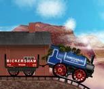 Игра для мальчиков поезда