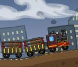 Игра поезда с вагонами