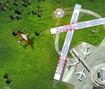 Игра посадка самолета
