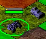 Пошаговая стратегия с танками