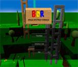Игра построй дом в Майнкрафт
