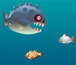 Игра потерявшаяся акула