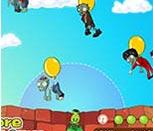Растения против зомби на воздушных шарах 2