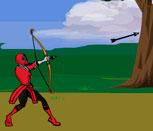 Рейнджеры Самураи: Стрельба из лука