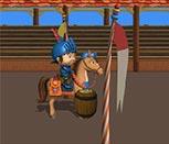 Игра рыцарь Майк