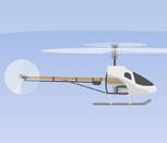 Игра сбор денег на вертолёте
