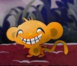 Игра Счастливая обезьянка: Марафон