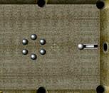Игра шары к стене