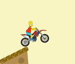 Игра Симпсоны 4: Гонка с Бартом