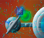 Игра симулятор космической войны