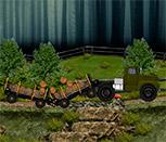 Игра симулятор лесовоза