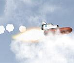 Игра симулятор ракеты Робина