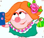 Смешарики для девочек: Костюм для Нюши