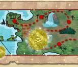 Игра сокровище матери пиратов Нетландии