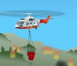 Игра спасательный вертолёт
